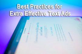 Text-Ads - Ad-Copy