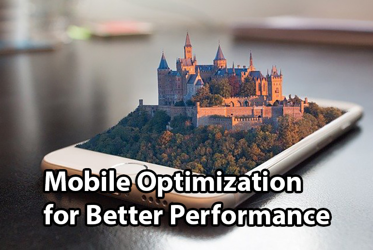 Mobile Optimization