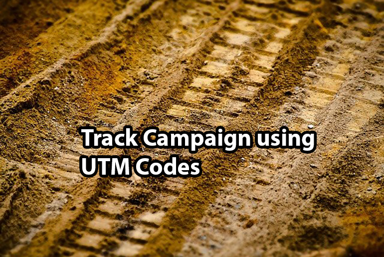 Track UTM Codes