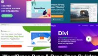 WordPress Drag & Drop Page Builder