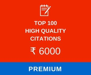 Top 100 High-quality citations