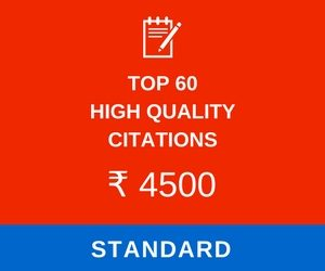 Top 60 High-quality citations