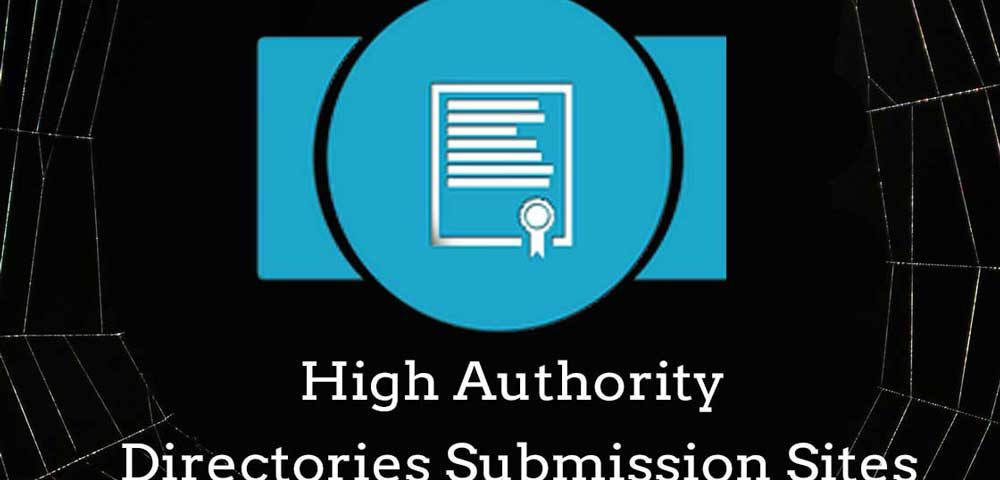 High-Authority-Directories-Submission-Sites