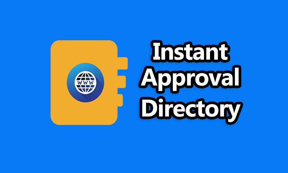 Instant-Approval-Directory-Submission