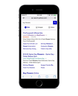Optimize PPC campaign for Mobile